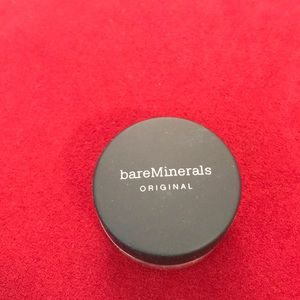 BRAND NEW Bare minerals original SPF15 Foundation
